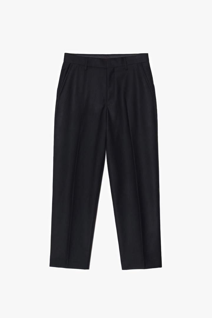 GL Tapered Slacks - Black