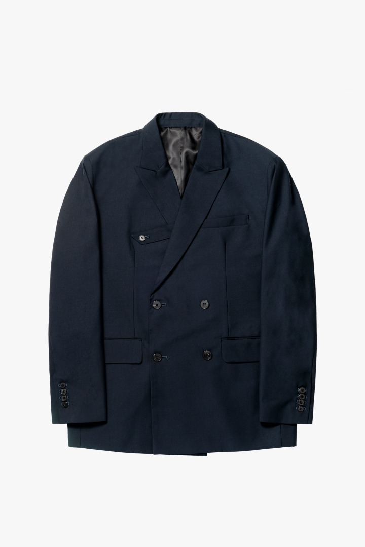 GL Double Jacket - Navy