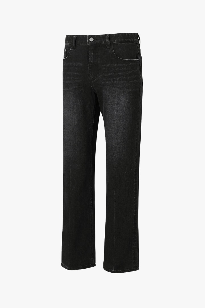 GL Bootcut Jeans - Black Washed