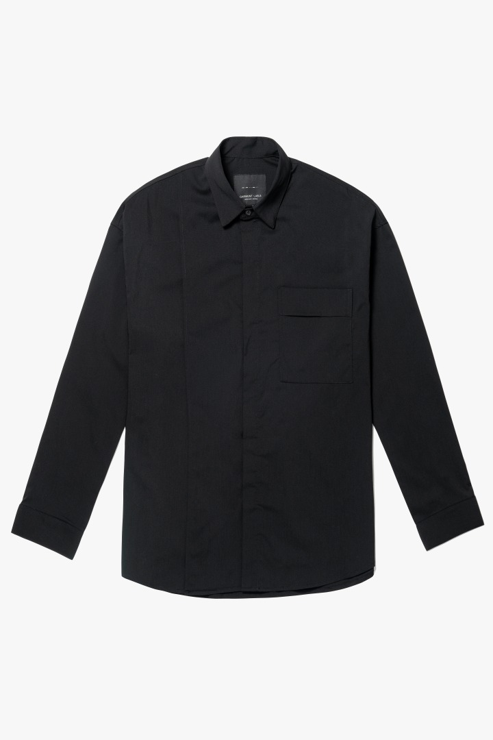 Addition Over Shirt - Black