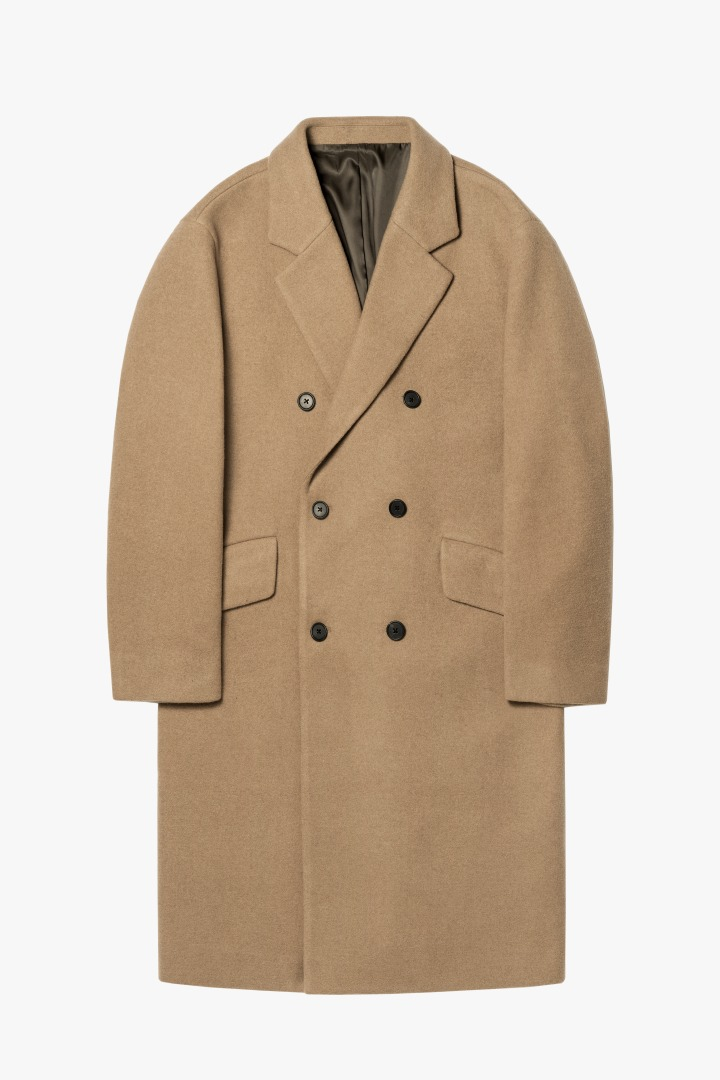 GL Double Coat - Beige