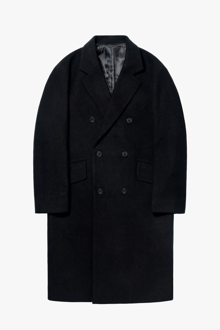 GL Double Coat - Black