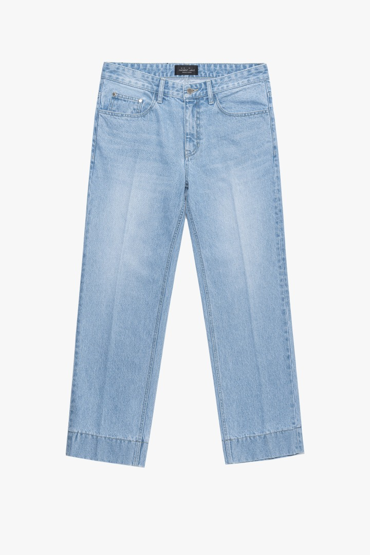 GL Stitch Jeans - Light Blue / Tapered