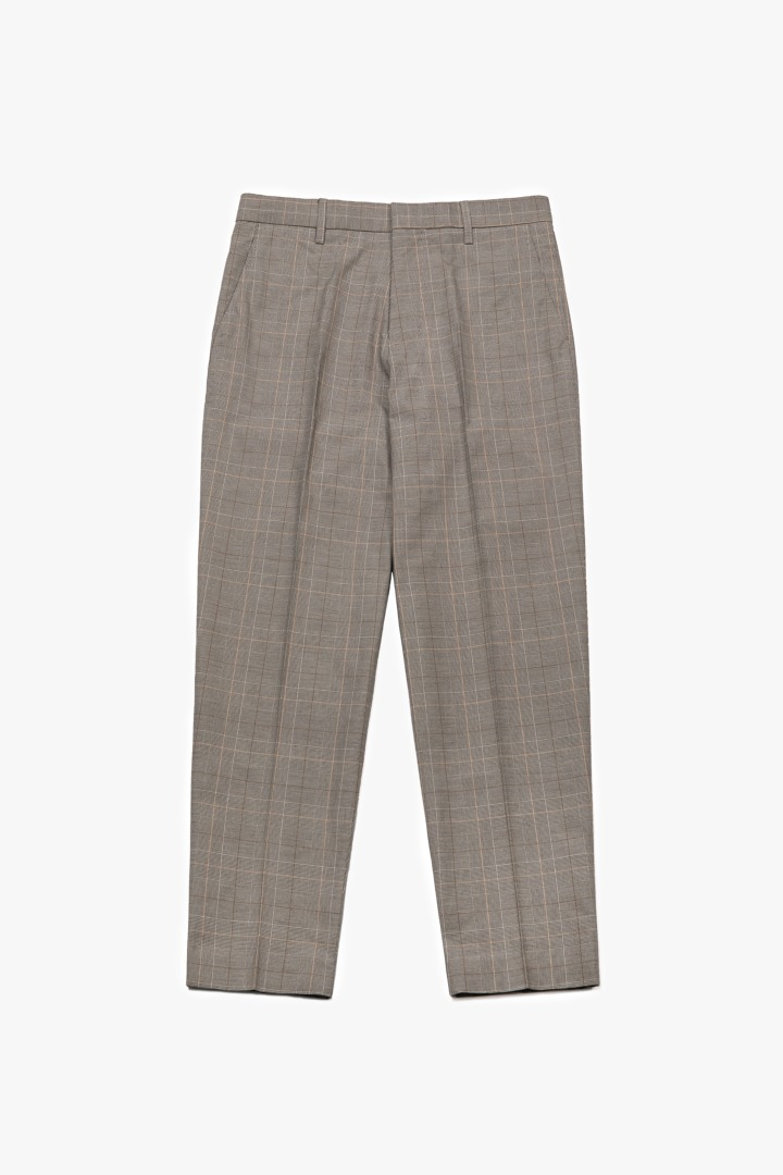 GL Tapered Slacks - Beige