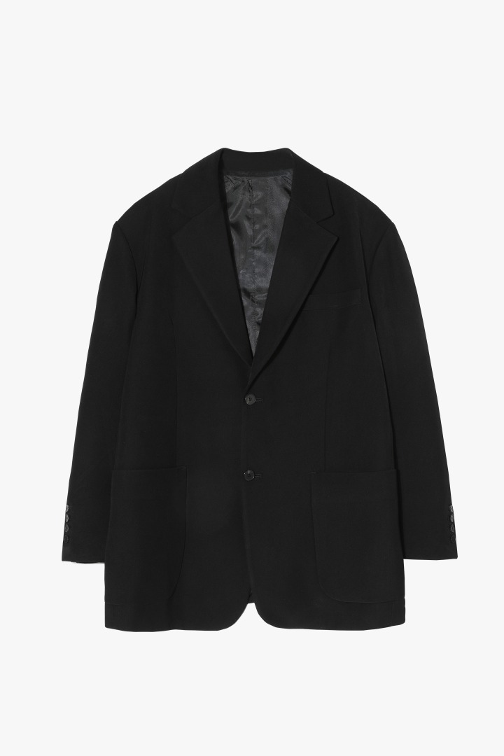 GL Daddy Jacket - Black