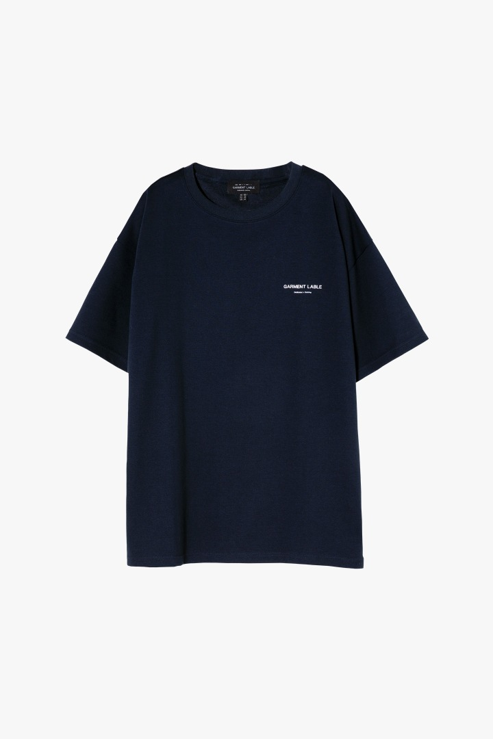 Cooling Short Sleeve Tee - Navy