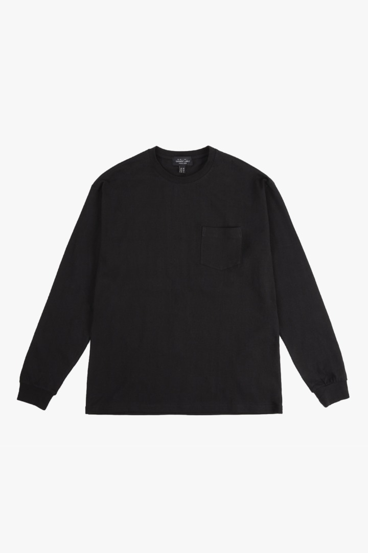 GL Long Sleeve Tee - Black