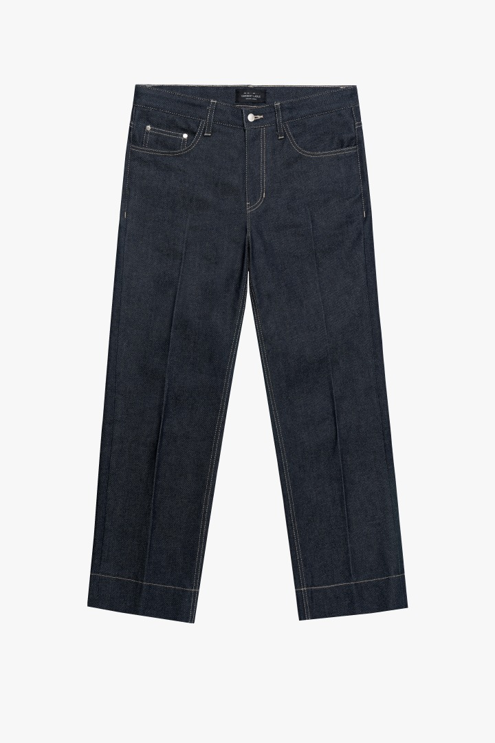 GL Stitch Jeans - Indigo / Tapered