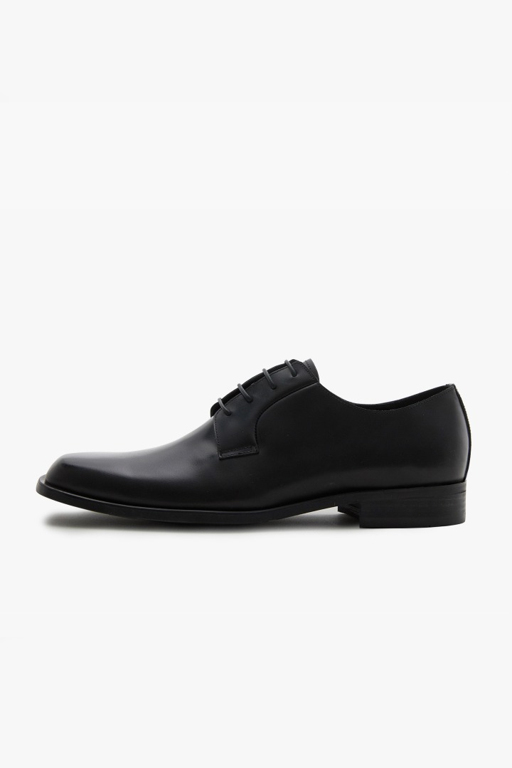 Minimal Square Derby - Black/Black