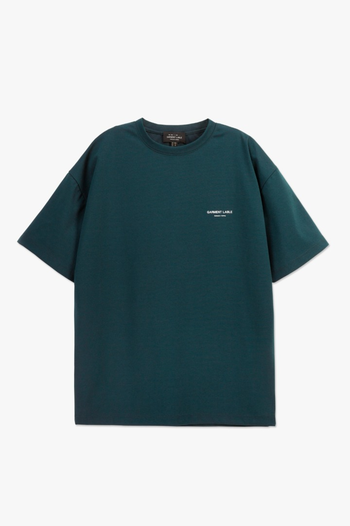 Cooling Short Sleeve Tee - Blue Green