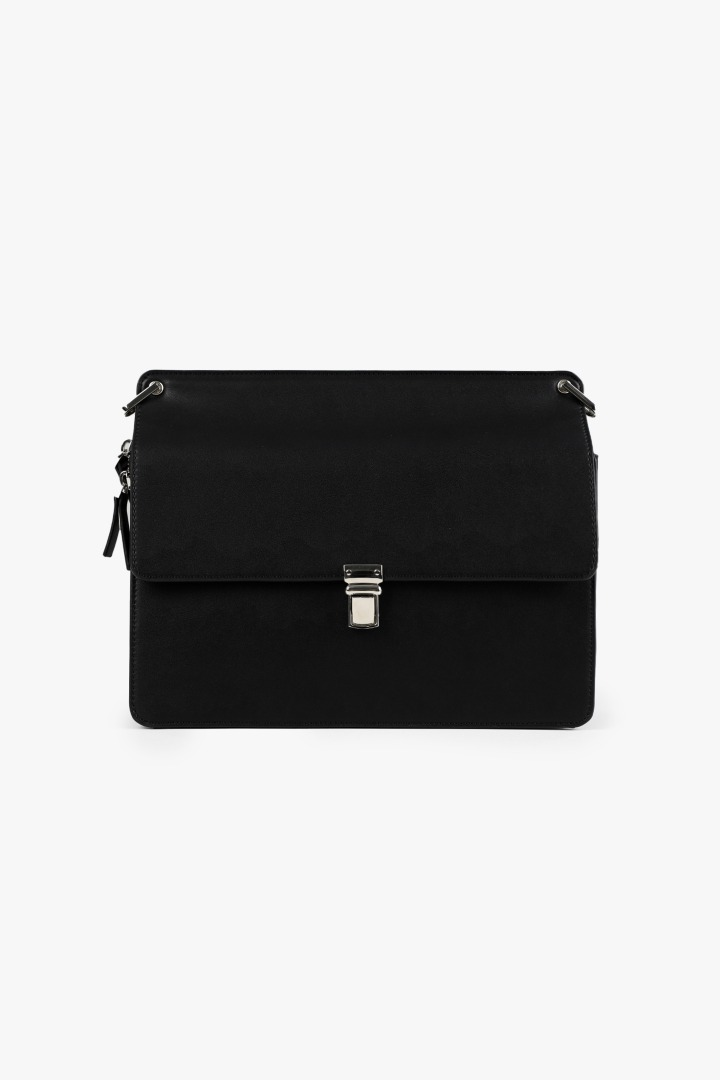 (1월28일 예약발송)Twoshot Messenger Bag
